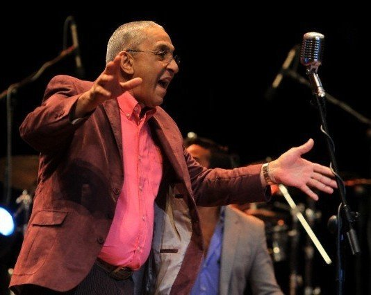 Juan Formell, fundador y alma de Los Van Van. Foto: NPR.