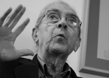 Gerardo Fernández,  murió el domingo 20, en La Habana. Foto: Cristóbal Corral Vega, tomada de: primicias.ec