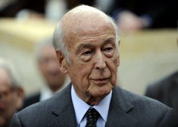 El expresidente Valery Giscard d'Estaing. Foto: L'Est Republicain.