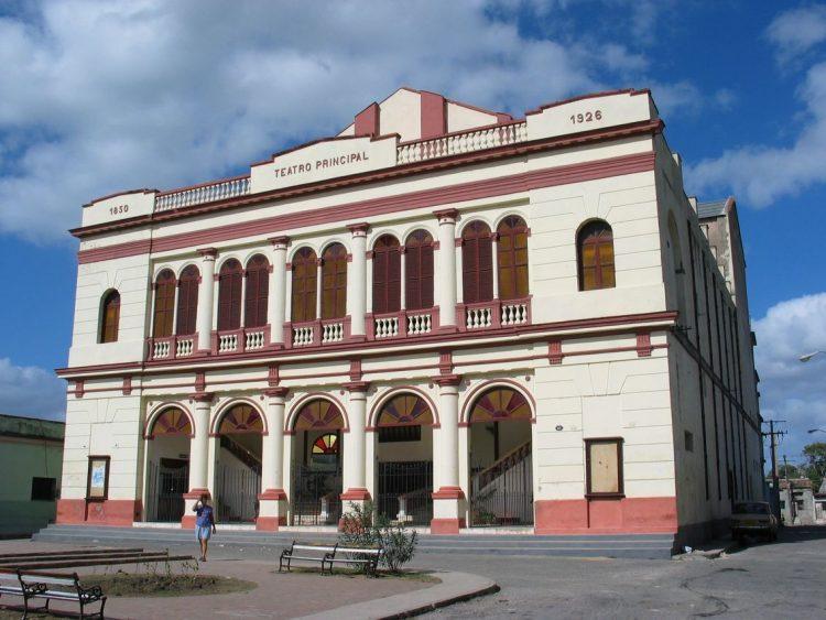 El Teatro Avellaneda. Foto: Pinterest.