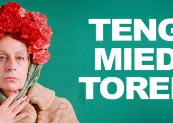 Foto: página en Facebook de la película Tengo miedo, torero, de 2020.