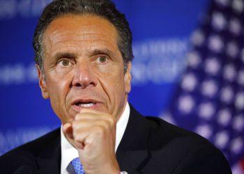 El gobernador de Nueva York, Andrew Cuomo.  Foto: Jacquelyn Martin/AP.