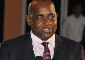 El primer ministro de Dominica, Roosevelt Skerrit. Foto: caricom.org / Archivo.