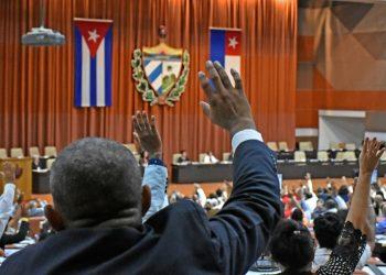 Foto de archivo de la Asamblea Nacional del Poder Popular de Cuba. Foto: Radio Rebelde / Archivo.