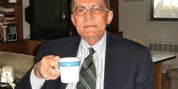 Albor Ruiz. Foto publicada en su perfil de Facebook en el año 2011.