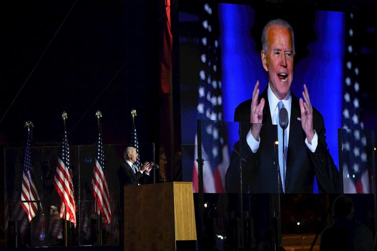 El presidente electo de Estados Unidos, Joe Biden. Foto: Robert Deutsch / EFE / Archivo.