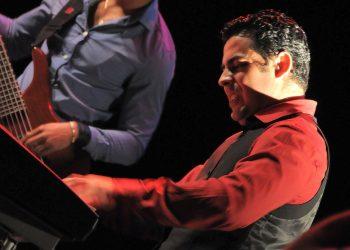 Pianista Alejandro Falcón. Foto: festivaljazzplaza.com