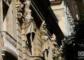 Detalle arquitectónico de la calle Cuba, en La Habana. Foto: Otmaro Rodríguez.