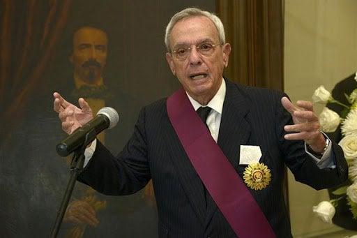 El Doctor Eusebio Leal. Foto: El Regio.