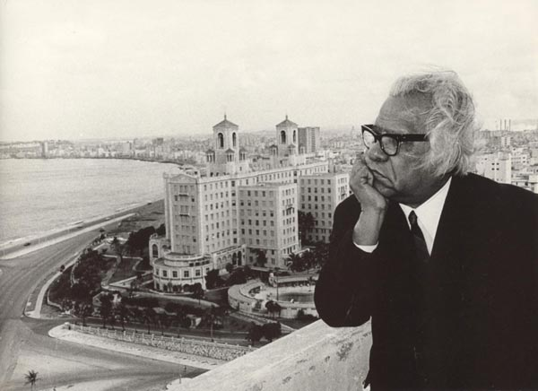 El poeta Nicolás Guillén (1902-1989). Foto: Archivo.
