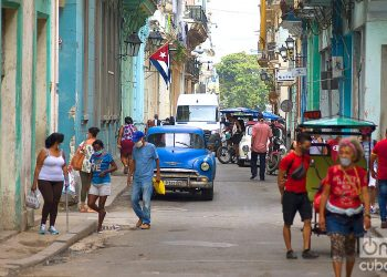 La Habana, 2021. Foto: Otmaro Rodríguez