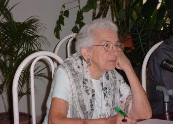 La Doctora Ma. Teresa Linares (1920-2021). Foto: Wikipedia.