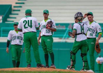 Equipo Cienfuegos de béisbol. Foto: Aslam Ibrahim Castellón / Cienfuegos Encanta / Facebook.