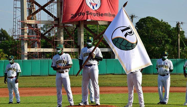 Equipo Pinar del Río de béisbol. Foto: Guerrillero / Archivo.