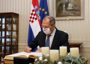 Serguéi Lavrov, ministro de Exteriores ruso. Foto: ANTONIO BAT/EFE/EPA/Archivo.