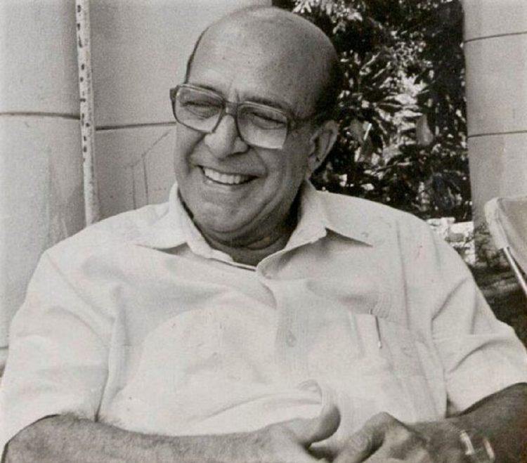 Onelio Jorge Cardoso (1914-1986). Foto: elciervoherido.wordpress.com