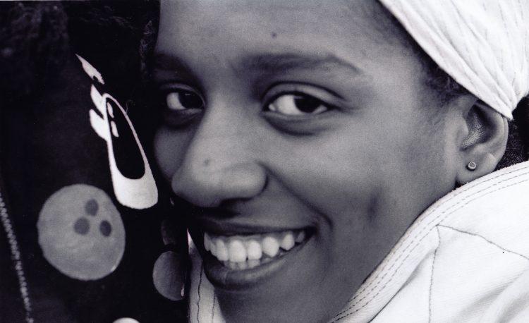 Odette Casamayor. Foto de Georgina Aslanadis