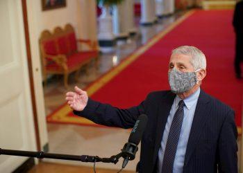 El principal epidemiólogo del Gobierno de Estados Unidos, Anthony Fauci. Foto: Al Drago / EFE / Archivo.