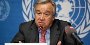 El secretario general de la ONU, Antonio Guterres. Foto: Naciones Unidas / Archivo.