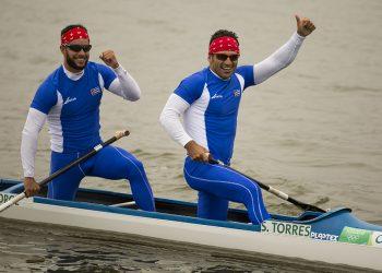 Serguey Torres y Fernando Dayán Jorge, campeones cubanos en Lima 2019. Foto: Irene Pérez/ Cubadebate / Archivo.