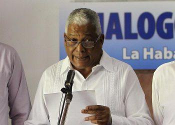 El embajador de Cuba en Colombia, José Luis Ponce. Foto: Hola News.