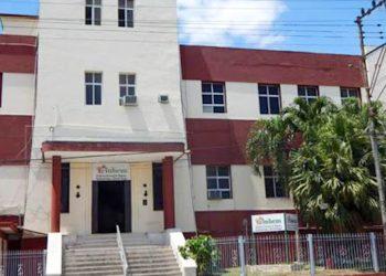 Sede del Instituto Nacional de Higiene, Epidemiología y Microbiología cubano, en La Habana. Foto: granma.cu