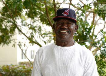 Agustín Marquetti, leyenda viva del béisbol cubano. Foto: Marita Pérez Díaz