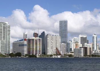 Downtown de Miami. Foto: National Review.