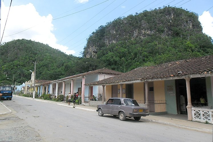 Minas de Matahambre. Foto: Cuba Tesoro.