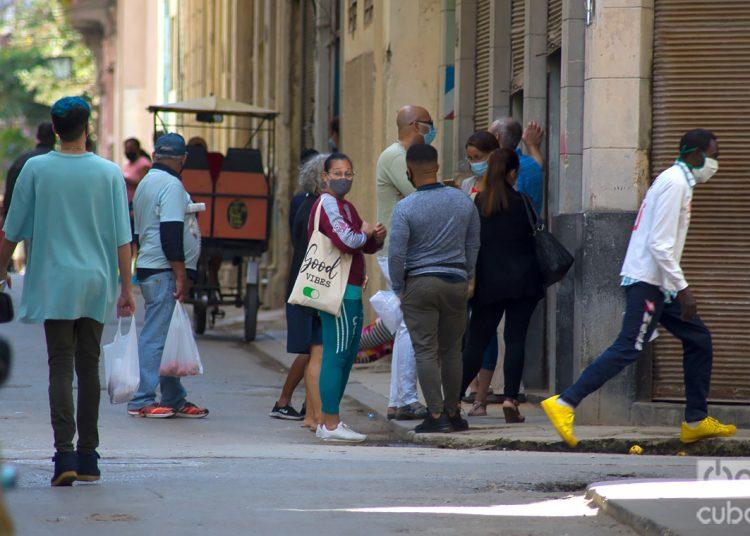 La Habana, 2021. Foto: Otmaro Rodríguez/Archivo OnCuba.