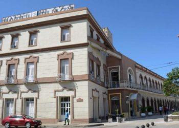 El Hotel Plaza de Camagüey. Foto: ACN.