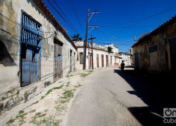 Poblado de Regla, en La Habana. Foto: Otmaro Rodríguez.