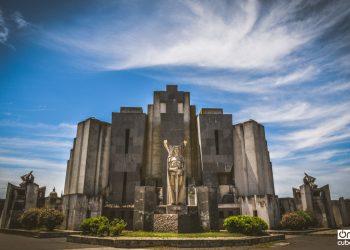 Cementerio de la ciudad de Azul. Foto: Kaloian Santos Cabrera.