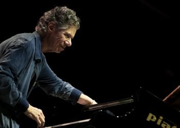 Chick Corea. Foto: Giorgio Perottino / Getty Images (2018).