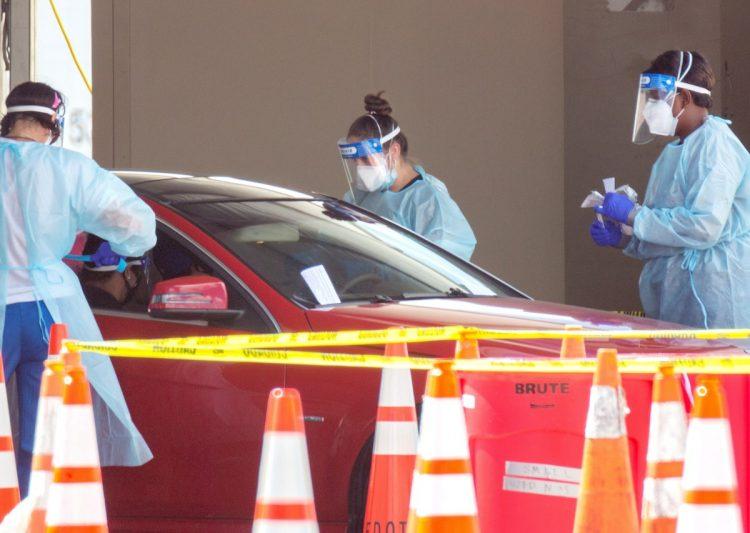En Estados Unidos se han detectado hasta el momento cinco casos de la variante brasileña: dos en Minnesota, uno en Maryland, otro en Oklahoma y uno más en Florida. Foto: Cristóbal Herrera / EFE / Archivo.
