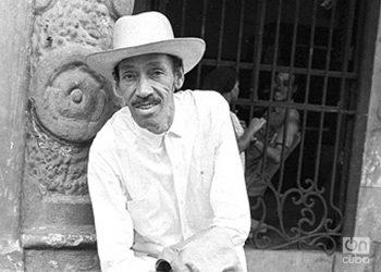 Joseíto Fernández (detalle). Foto: Ernesto Fernández