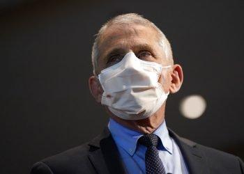 El doctor Anthony Fauci, director del Instituto Nacional de Alergias y Enfermedades Infecciosas, en Bethesda, Maryland. Foto: Patrick Semansky/Ap/Archivo.