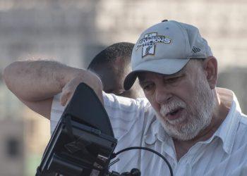 El cineasta Rolando Díaz. Foto: Facebook.