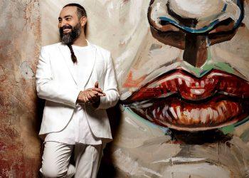 El músico y cantante cubano Alain Pérez. Foto: EFE.