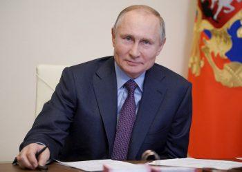 El presidente ruso Vladimir Putin. Foto: Alexei Druzhinin / Kremlin Pool / Sputnik / EFE / Archivo.