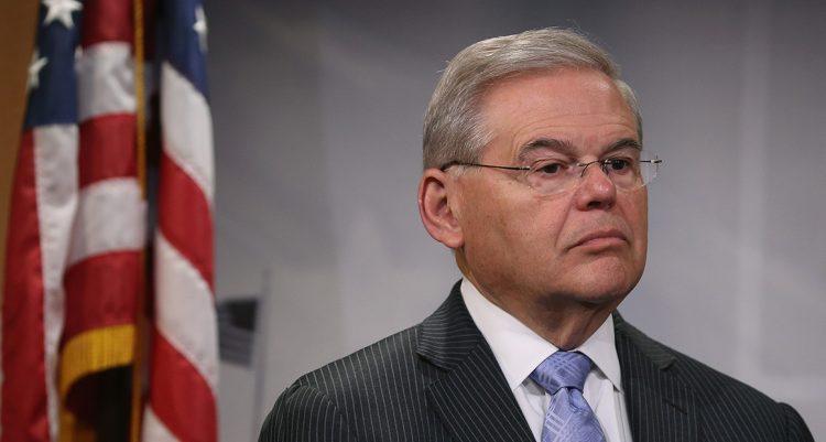 El senador Bob Menéndez en una imagen de archivo. |  Mike Wilson / Getty