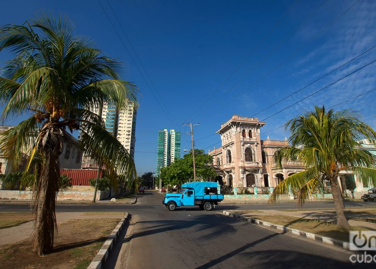 Calle 9 y Avenida de los Presidentes (Calle G). Foto: Otmaro Rodríguez