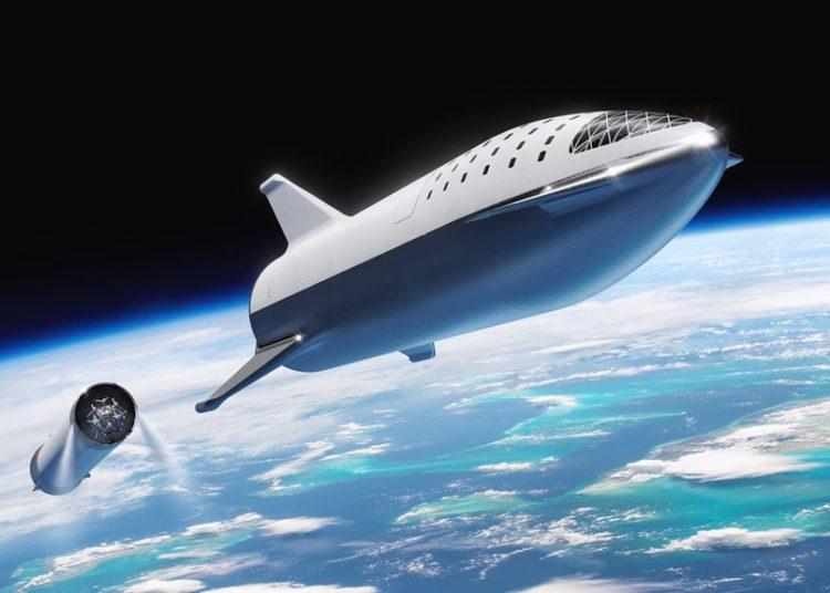 Foto: SpaceX.