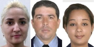 Imagen de los cubanos reportados como desaparecidos en el estado mexicano de Veracruz. Foto: diarioelmundo.com.mx