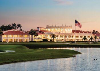 Imagen de archivo del campo de golf de Trump en Miami-Dade. Foto: Trump Organization / Archivo.