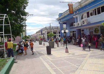 Boulevard de Guantánamo. Foto: Cuba.