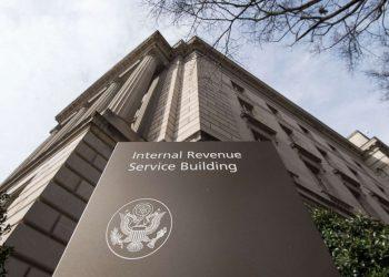 El edificio del IRS en Washington DC. Foto: ABC News.