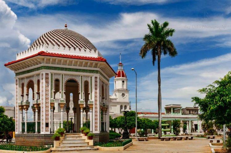 Glorieta de Manzanillo, provincia Granma, Cuba. Foto: Rey Cuba Photography