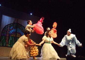 Teatro de Las Estaciones. Foto: Universo Cultural Cubano.