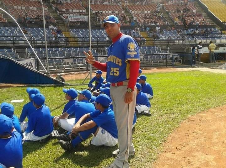 Arturo Castro se ha establecido en Venezuela, donde es entrenador de categorías menores. Foto: Cortesía del entrevistado.